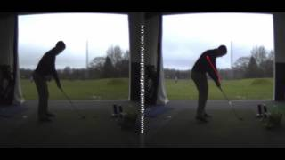 Flattening the shaft in the downswing - With Peter Finch