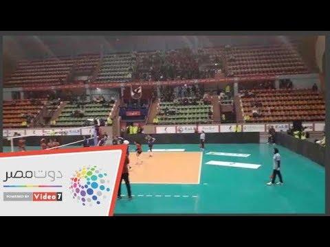 سيدات الأهلى أمام بوركينا فاسو فى البطولة الأفريقية للطائرة  - 20:54-2019 / 3 / 18