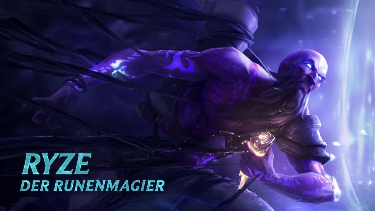 Ryze: Champion Spotlight | League of Legends - YouTube