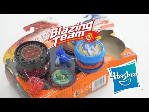 Yoyos Hd Français Team En Des Blazing Hasbro Fr Youtube Démo W2HI9YED