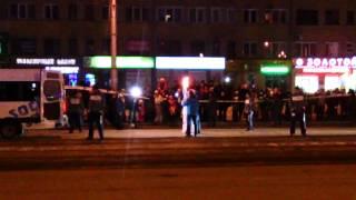 Эстафета паралимпийского огня в Новокузнецке