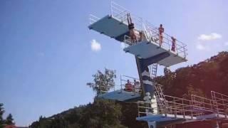 TURMSPRINGEN!!! -  1, 3, 5 und 10 Meter