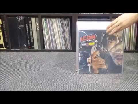 VINYL POP UP SALE PREVIEW - 120+ HEAVY METAL & HARD ROCK RECORDS STILL IN SHRINK!