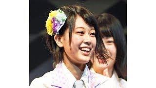 体調不良を理由に活動を休止していた、AKB48チーム8山形県代表の...