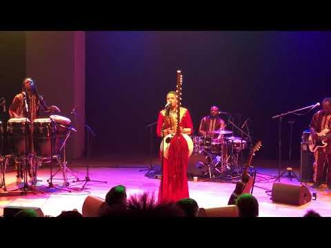 Sona Jobarteh - Gambia - Handelsbeurs Gent, 7 maart 2018
