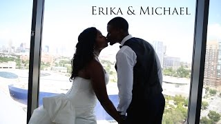 Erika and Michael Wedding Film | Ventanas | Atlanta GA