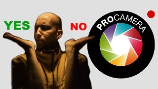ProCamera Photo and Video App Is the best iPhone photography app period