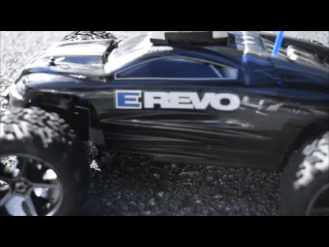 Traxxas E-Revo 1/16 Brushed Review And Features!