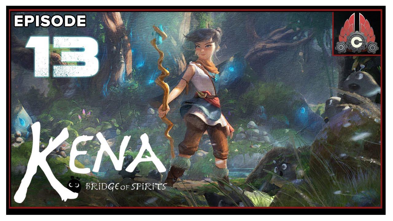CohhCarnage Plays Kena: Bridge Of Spirits - Episode 13