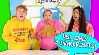 FIX THIS SLIME USING ONLY 3 INGREDIENTS CHALLENGE! Slimeaotry 653