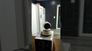 Gearbest Mini WiFi IP camera 360eye