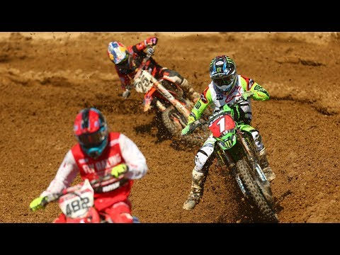 High Point 2018: Eli Tomac vs. Marvin Musquin, Final Three Laps (Moto 2)