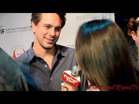 Thomas Sadoski from The room at the 23rd Annual Simply Shakespeare simplyshakespeare
