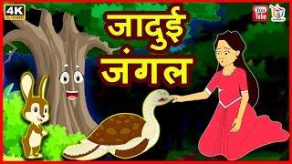 जादुई जंगल | बच्चों की हिंदी कहानियाँ | Hindi Fairy Tales | Tuk Tuk Tv