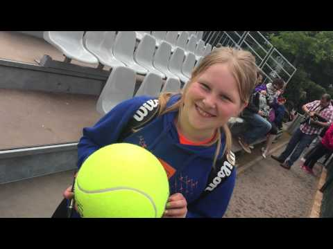 French Open Trip 2015