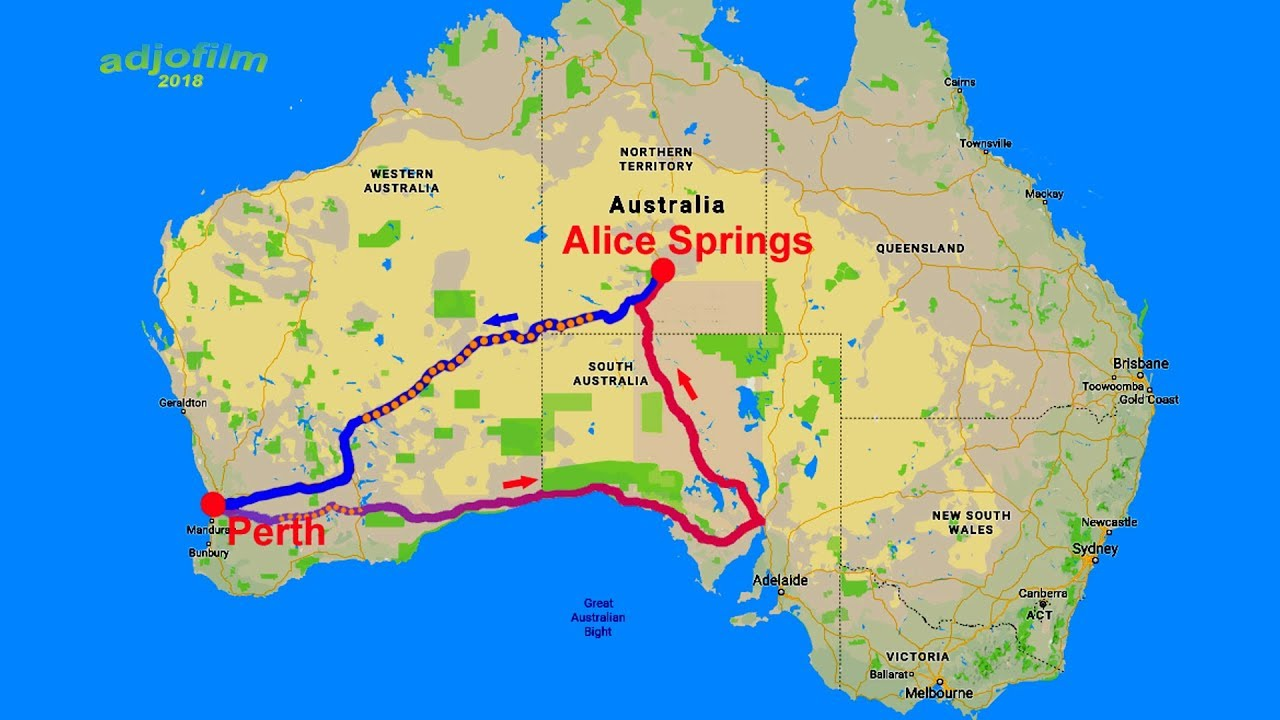 Australia Map Kalgoorlie.Australia Round Tour Perth Port Augusta Alice Springs Uluru Olgas Kalgoorlie Perth