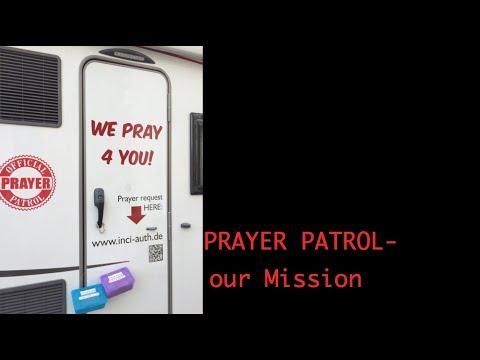 PRAYER PATROL Mission