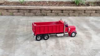 Tamiya truck peterbilt