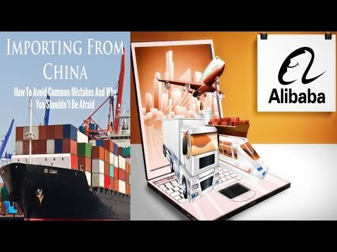 How To Importing Goods From China With Alibaba & Make Huge Profit Margins On Hot Selling Products