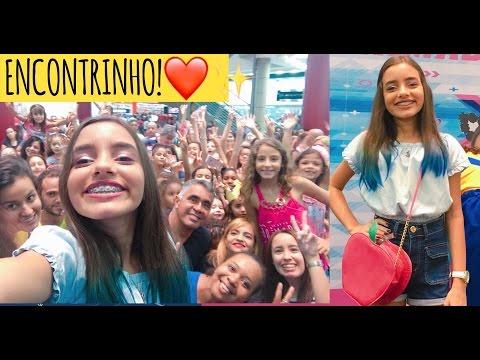 VLOG- ENCONTRO DE TÊNIS DE RODINHA CENTER SHOPPING RIO!