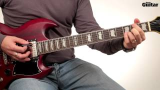 Guitar Lesson: Learn how to play AC/DC - Highway To Hell - Intro (TG249)