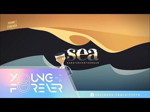 [VIETSUB + ENGSUB] BTS (방탄소년단) -  Sea (바다)   {Hidden Track}