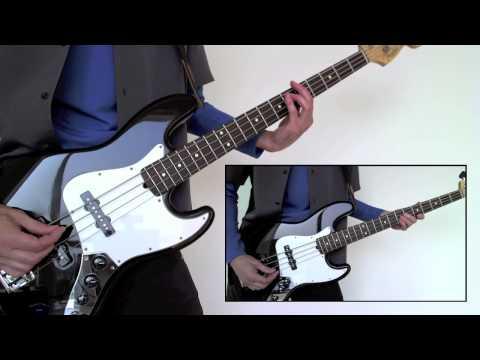 Fender American Standard Jazz - BASS TONE DEMO