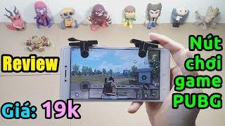 Trên tay nút chơi game PUBG Mobile siêu rẻ và chơi cực sướng