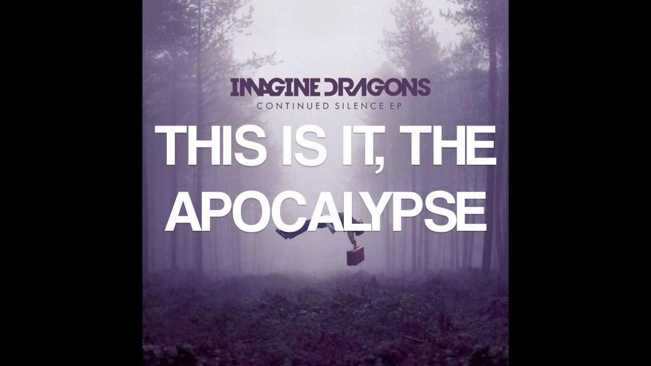 Radioactive - Imagine Dragons (With Lyrics) - YouTube