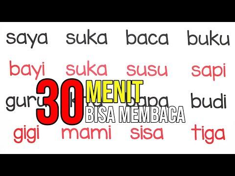 30 Menit Bisa Membaca