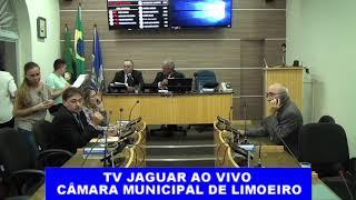 SESSÃO CÂMARA MUNICIPAL 08 11 2018