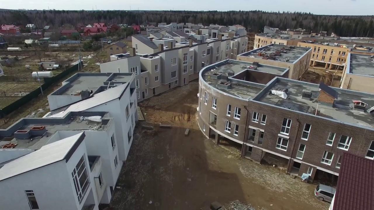 Белый город, Солнечногорский район, Урбан Групп - 09.04.2017