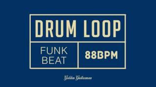 Funk Drum Loop 88 BPM