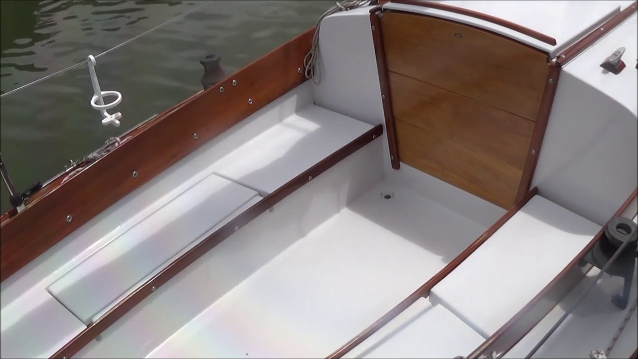 1971 Cape Dory Typhoon RESTORED 19 Boats for Sale - Sea Lake