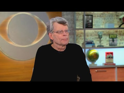 Stephen King on The Outsider and where he gets his story ideas
