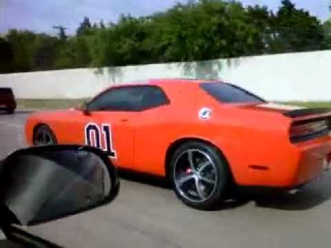 Cars Painted Like The General Lee