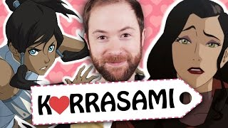 Love Bending and Fan Fiction with Korrasami | Idea Channel | PBS Digital Studios
