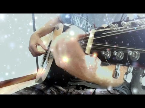 Shred House Guitar - Fingerpicking Exercise - Ylia Callan