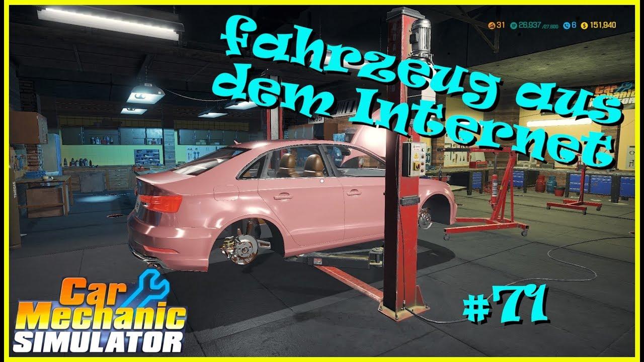 Let´s Play Car Mechanic Simulator | Autowerkstatt Simulator #71 PS4 deutsch