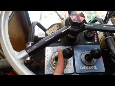 Видео обзор самоходного крана LOKOMO г.п 30 тонн