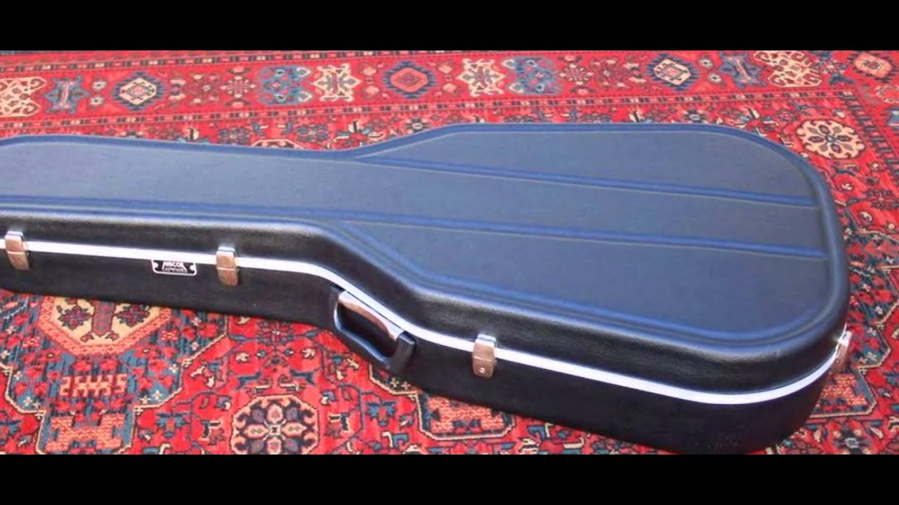 5886ba7369b Hiscox Liteflite Classical STD-CL Guitar Case - UNUSED - YouTube