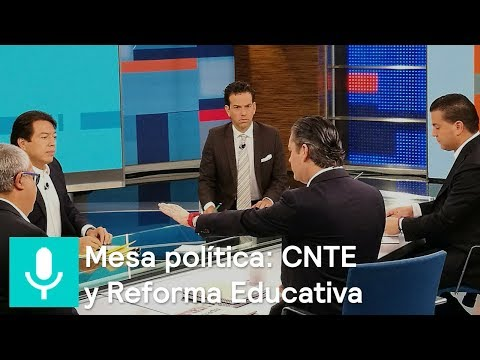 ¿Cómo ven los candidatos presidenciales la reforma educativa? Retransmisión de #DespiertaConLoret