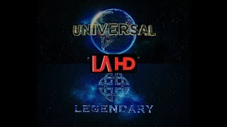 Universal/Legendary (Pacific Rim: Uprising variant)