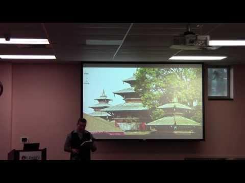 The Nepal Chronicles - Author Talk & Slideshow - Part 1