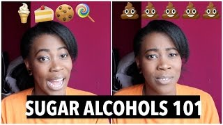 MALTITOL IS THE DEVIL | Sugar Alcohols 101