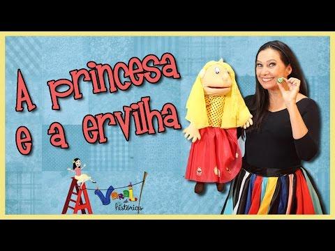 A princesa e a ervilha - Varal de Histórias