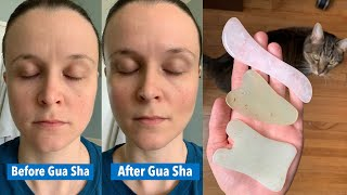 Facial Gua Sha 101: How and Why To Use It For Anti-Aging, Lymphatic Drainage, and De-Puffing