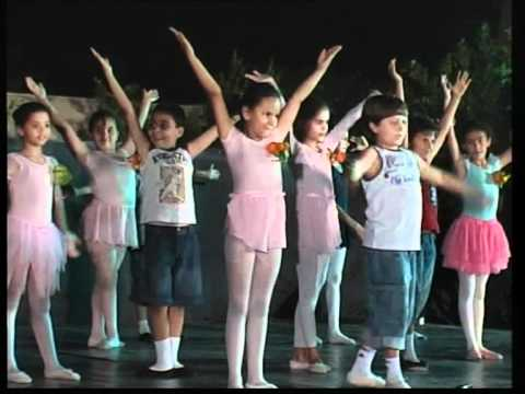 Private Deutsche Schule Kairo ( PDSK ) Summer Concert / Ballet - 2012 -Part 4