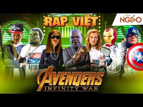Trailer Ngáo - Avengers: Infinity War thumbnail