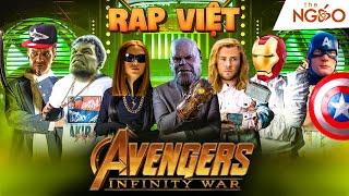 Trailer Ngáo - Avengers: Infinity War